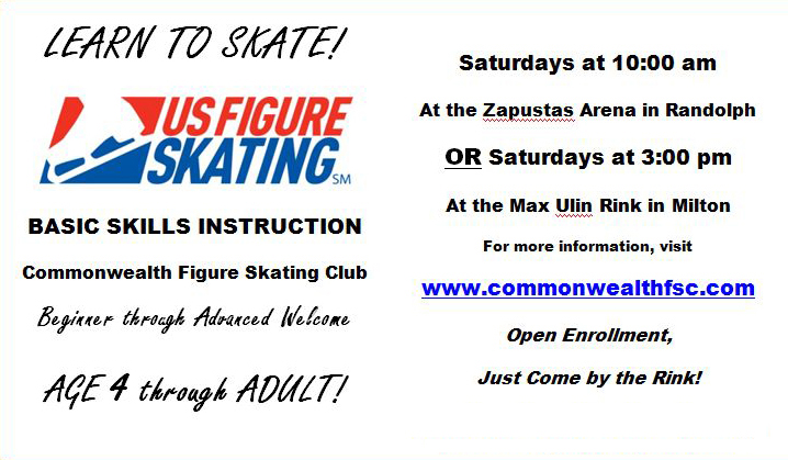 CFSC Learn-to-Skate offering for 2013-2014